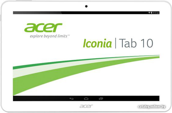 Acer Iconia Tab 10 A3